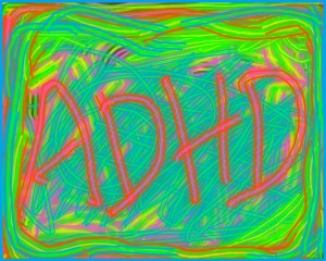 ADHD Awareness Week Sweden 14-20 Oktober 2012